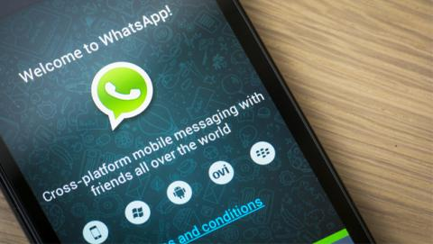 Whatsapp te notifica si tienes una sesión de Whatsapp Web abierta
