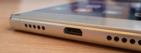 Huawei P9 Lite altavoces