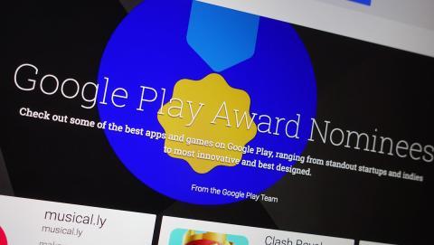 Estas son las mejores aplicaciones del año en Google Play