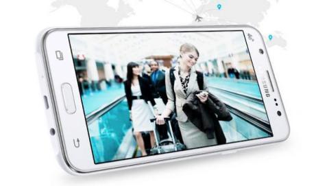 Samsung Galaxy J7 en Monster Weekend de eBay
