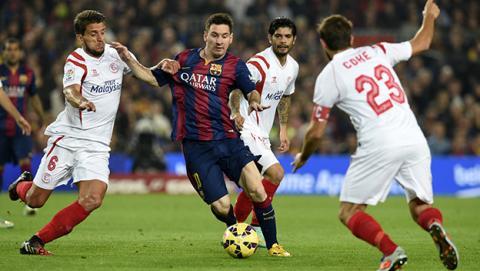 Final Copa Rey Barcelona Sevilla