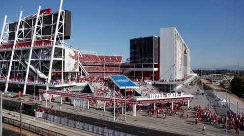 Levis Stadium Intel