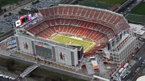 Levi's Stadium de Santa Clara