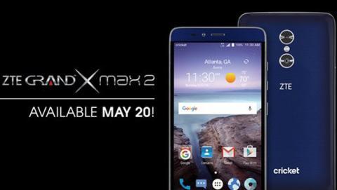 El ZTE Grand X Max 2 se apunta a la moda de la cámara dual
