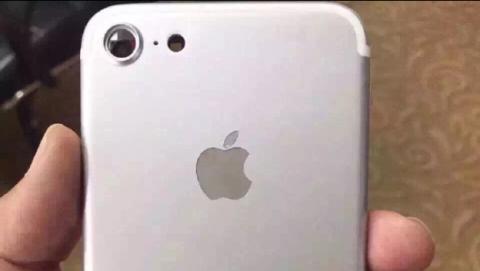 iPhone 7 imagen filtrada