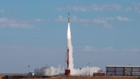 Un cohete hipersónico alcanza los 9.187 kilómetros por hora