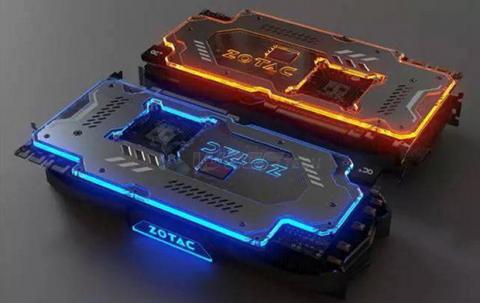 Imagen de la Zotac GTX 1080