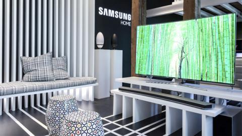 Samsung presenta sus TV SUHD 2016, una apuesta por el color