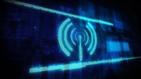 record transmision datos inalambricos