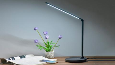 Lámpara LED de ANNT, flexo de escritorio que cuida tus ojos