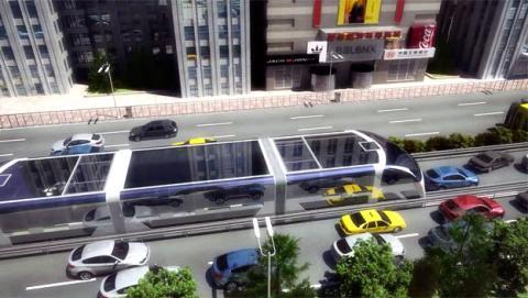 autobus ecologico