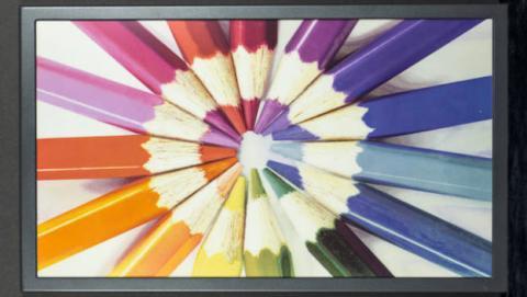 Nueva pantalla de tinta electrónica a color