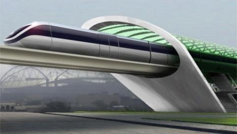 Hyperloop, ¿la revolución del transporte de alta velocidad?