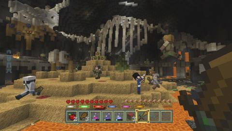 Nuevos mapas de Minecraft