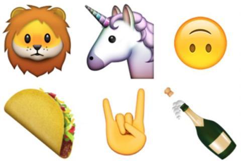 Emojis iOS
