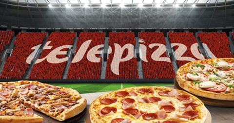 Oferta Telepizza