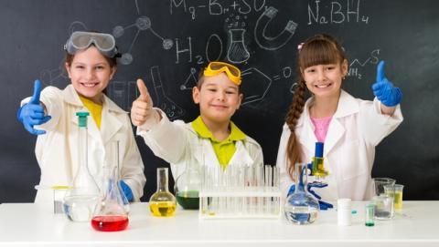 Juguetes científicos STEM, qué son y por qué gustan a los niños