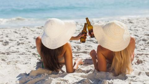 cerveza en verano