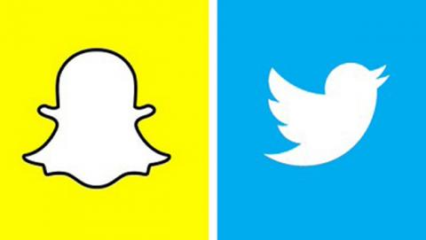 Snapchat supera a Twitter en usuarios activos diarios