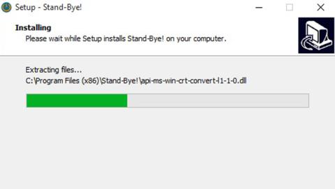 Instala el programa en tu ordenador