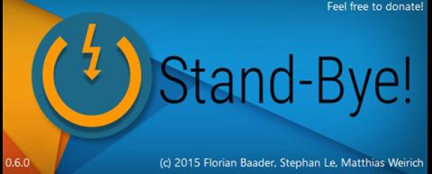 Descarga el instalador de Stand-Bye!