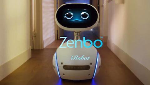 ASUS presenta su robot Zenbo