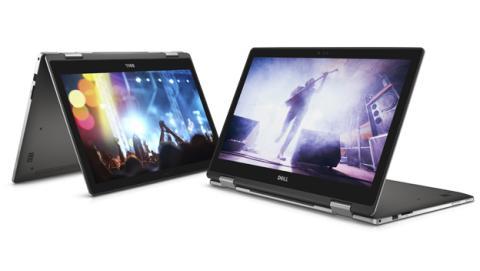Dell presenta los nuevos portátiles Inspiron 2 en 1 con W10