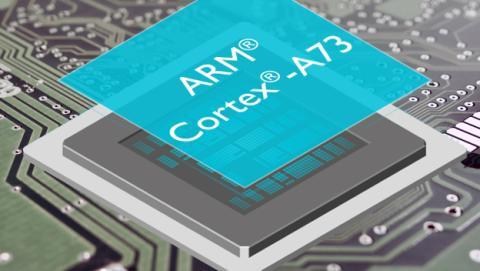 ARM presenta el Cortex A73, su chip más eficiente