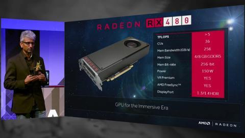 AMD aclara las dudas de su comparativa 2x RX 480 vs GTX 1080