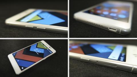 Análisis del Energy Phone Pro 4G