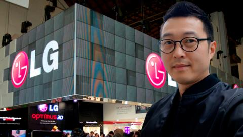 LG Michael Kim LG G5