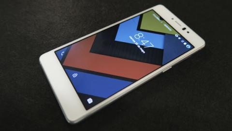 Pantalla del Energy Phone Pro 4G