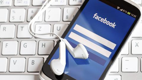 Facebook micrófono