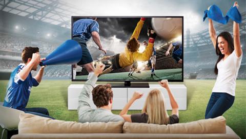 Las mejores TV por menos de 500 euros para la Eurocopa