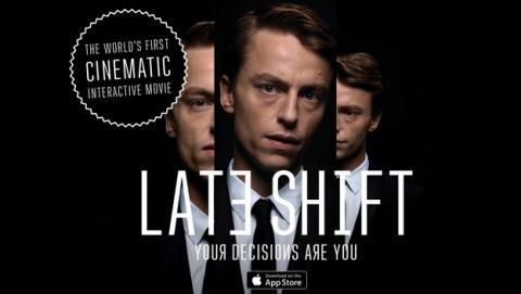 Late Shift, la película en la que eliges la trama con el móvil