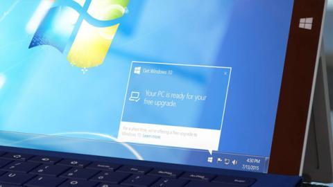 Actualización gratuita Windows 10