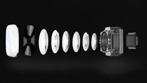 Para el diseño de la cámara del Vernee Apollo Lite han contado con la ayuda de la mismísima Samsung