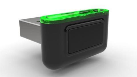 Nuevo dongle biométrico