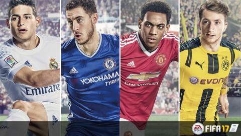 Teaser FIFA 17