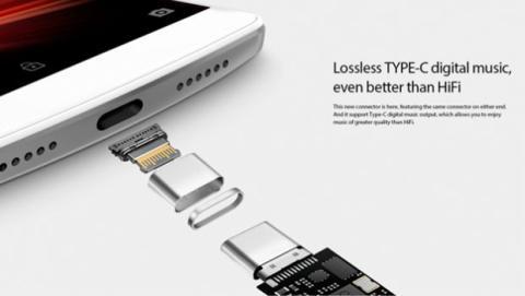 Este puerto USB Tipo C dota al Vernee Apollo Lite del nuevo sistema de carga rápida PumpExpress 3.0 de MediaTek.