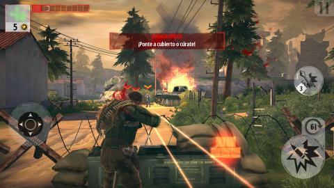 Sony Xperia X en juegos