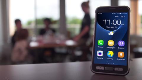 Samsung Galaxy S7 Active: más batería y más resistencia