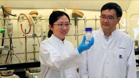 material antibacterias