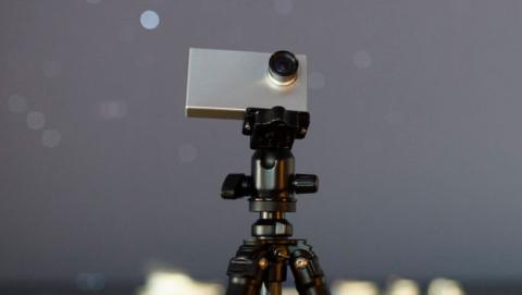 camara telescopica