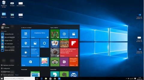 Abre la Configuración de Windows 10