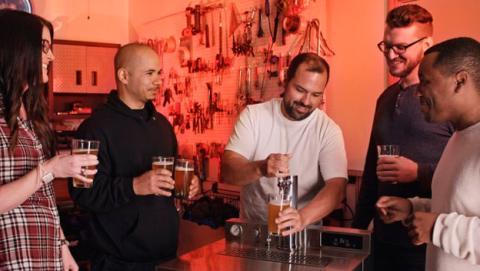 maquina cerveza casera