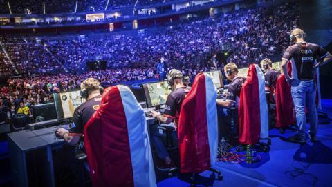 Los gamers piden que los eSports se reconozcan como deportes