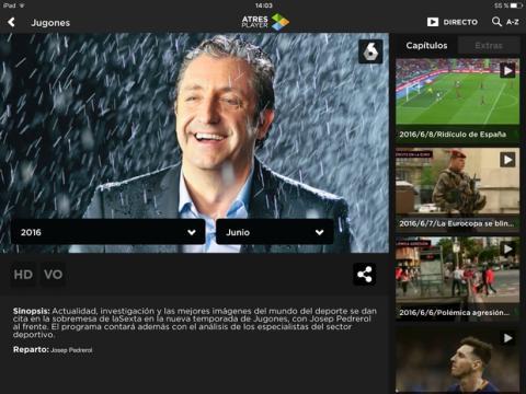 Cómo ver la Eurocopa en tu móvil o tablet