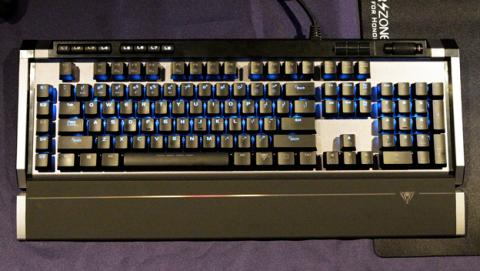 Patriot V770, nuevo teclado mecánico con mecanismo Kailh
