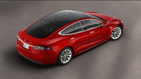 Tesla pone a la venta una versión más barata del Model S